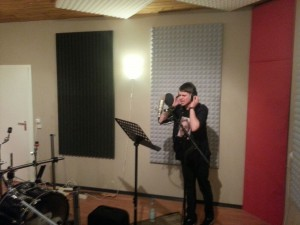 Final Impact im Studio bei Outback Recordings