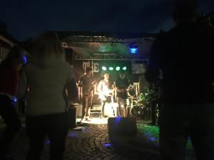 Straßenfest in Passau