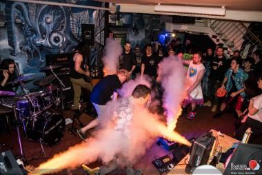 Xmas-Metal im cLAb - Bad Taste