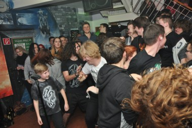 Underground Tales - Album-Release im cLAb