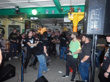 Metal VS Punk in Wehr